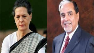 Sonia Gandhi's Speech on Quit India Movement Shows Her State of Desperation: Dr Subhash Chandra