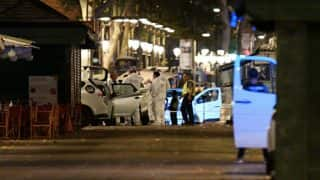 13 Dead as Van Rams Into Crowd in Barcelona, ISIS Claims Responsibility