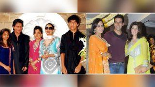 Raksha Bandhan 2017 Special: SRK's Sister Shehnaz Lalarukh Khan, Sunny Leone's Brother Sundeep Vohra And Other Lesser Known Celebrity Siblings