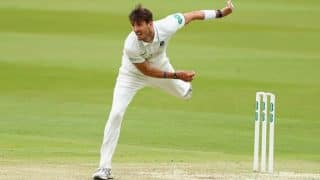Ashes 2017: Steve Finn Ruled Out Due to Knee Injury