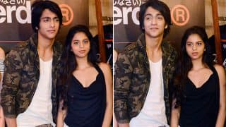 Suhana Khan Makes A Jaw Dropping Appearance With Buddy Ahaan Panday At Lakme Fashion Week 2017