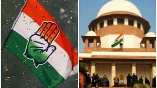 गुजरात राज्यसभा चुनावः सुप्रीम कोर्ट से कांग्रेस को बड़ा झटका, NOTA पर रोक से इनकार