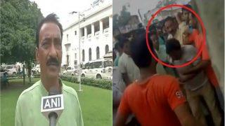 Caught on Camera: TMC MLA Swapan Kumar Beltharia Thrashes Vendor in Eviction Drive