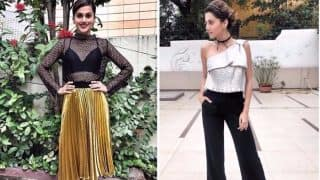 Judwa 2 Actress Taapsee Pannu's Instagram Lookbook is All The Fashion Inspiration You need