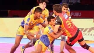 Pro Kabaddi League 2017 Live Streaming: Tamil Thalaivas vs UP Yoddha And Haryana Steelers vs Puneri Paltan, Where and How to Watch PKL 5 Matches