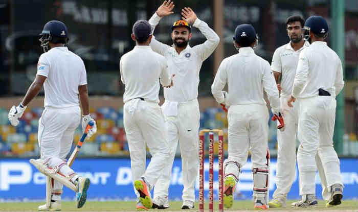 Image result for india test series 2017 sri lanka