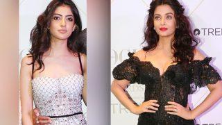 Aishwarya Rai Bachchan And Her Niece Navya Nanda Make Heads Turn With Their HOT Appearances At An Award Function