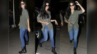 Katrina Kaif's Airport Style Oozes Comfort And Style All At Once-View Pics