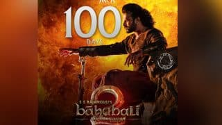 Wow! Prabhas And Rana Daggubati's Baahubali 2: The Conclusion Completes A 100-Day Run At The Box Office
