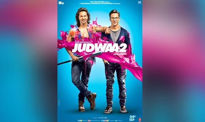 Judwaa 2 Poster: Varun Dhawan Makes The Nice And The Naughty Lists