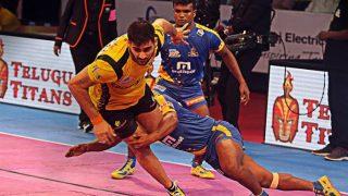 PKL 2017 Preview: Telugu Titans Play UP Yoddha, Dabang Delhi Face Gujarat Fortunegiants