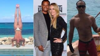 Tiger Woods and Ex-girlfriend Lindsey Vonn's Naked Pictures and Selfie Leaked Online