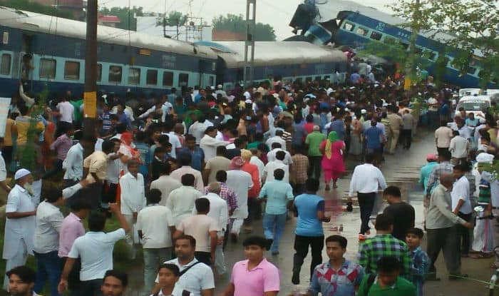 23 killed, 40 injured in India train accident