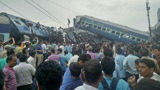 Puri-Haridwar Train Derails in UP's Muzaffarnagar: What we Know so Far