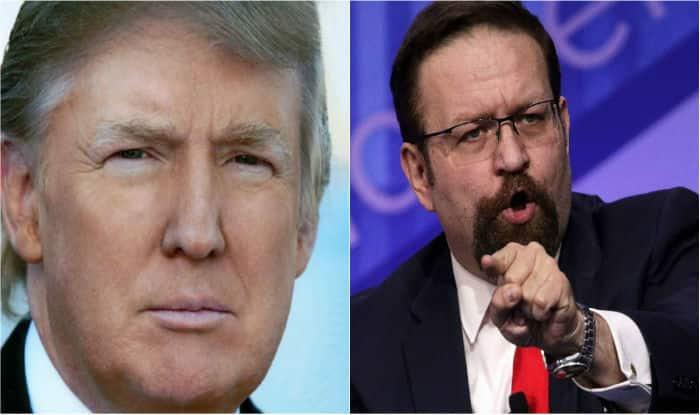 Sebastian Gorka resigns from White House
