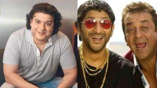 'Rejecting Arshad Warsi's Role In Munnabhai My Biggest Regret,' Says Sajid Khan