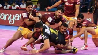 Pro Kabaddi 2017, Highlights: Haryana Steelers Defeat UP Yodha