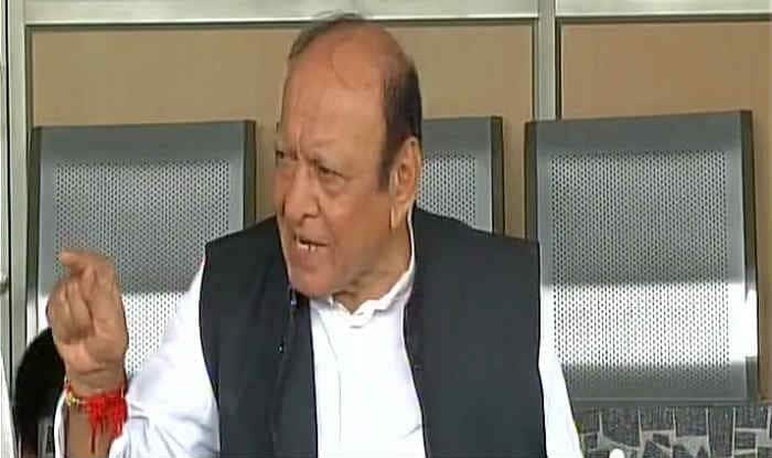 Shankersinh Vaghela's Floats Third Front In Gujarat, Could Hurt Congress