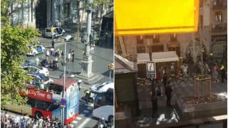 13 Dead, Several Injured as Van Crashes Into Crowd in Barcelona