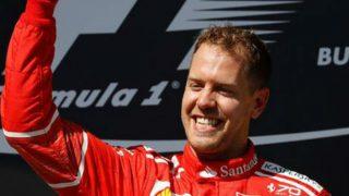 Sebastian Vettel Denies Team Lost Direction Ahead of Crucial Japanese GP