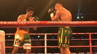 Vijender Singh vs Zulpikar Maimaitiali Pro Boxing Highlights: Vijender Wins His 2nd Title, Remains Unbeaten
