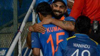 श्रीलंका पर रोमांचक जीत के बाद विराट कोहली ने कहा, 'मुझे बैटिंग क्रम में बदलाव का पछतावा नहीं है'