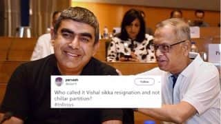 Vishal Sikka Blames Narayan Murthy for Resignation: Twitter Comes up with Hilarious Jokes on Infosys Leader's Exit