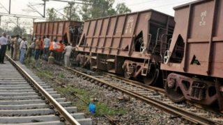 Goods Train Derails in Uttar Pradesh's Kasganj, No Injuries Reported