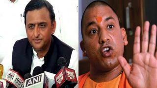 Akhilesh Yadav Has No Right To Question BJP: Yogi Adityanath