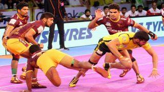 UP Yoddha vs Telugu Titans PKL 5: Lucknow Beat Hyderabad 31-18