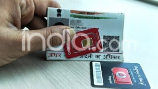 How to Link Your Mobile Numberor SIM Card With Aadhaar: Follow These Steps