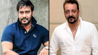 Ajay Devgn And Sanjay Dutt Came Face To Face On Khatron Ke Khiladi 8 And Here's What Happened Next