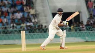 Duleep Trophy 2017: Priyank Panchal Ton Takes India Red to 232/5 on Day 1 vs India Green