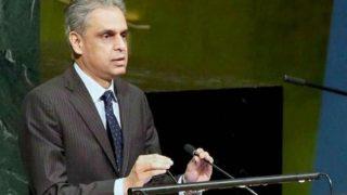 If Pakistan Raises Kashmir Issue at UN Meet, it Will be Like 'Miyan ki Daud Masjid Tak': Syed Akbaruddin
