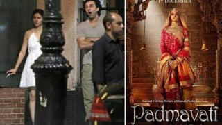 Ranbir Kapoor-Mahira Khan Make Their Affair Public; Padmavati Posters Create Fan Frenzy: Bollywood Week In Review