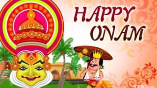 Happy Onam 2019 Wishes in Malayalam: Onam Facebook and WhatsApp Images, Status, Messages, Quotes & Greetings to Celebrate Kerala's Harvest Festival