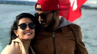 Anita Hassanandani And Rohit Reddy Recreate Shah Rukh Khan's DDLJ In Switzerland - Watch Video