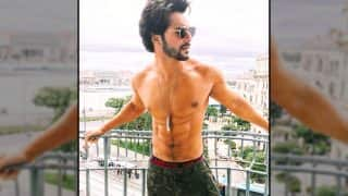 Varun Dhawan Shows Off His Hot Body But Gets Trolled For Wearing Sasti Underwear