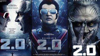 Rajinikanth-Akshay Kumar's 2.0 To Surpass Dangal And Release In 10,000-15,000 Screens Across China?