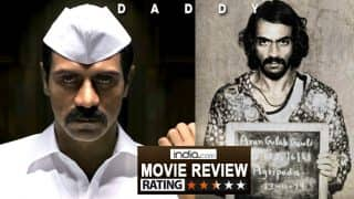 Daddy Movie Review: Arjun Rampal's Film Misses A Few Shots From Hitting The Bull's Eye