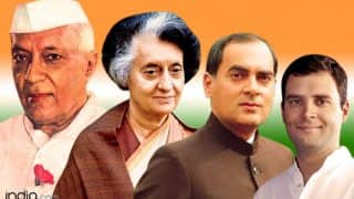 Dynasty Culture Runs in The Politics of India From Congress to BJP And Beyond