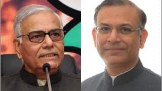Yashwant Sinha, The Economy of India And The Bharatiya Janata Party