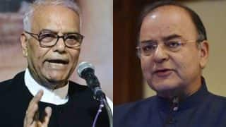 Arun Jaitley, Yashwant Sinha Indulge in War of Words Over Economy and More