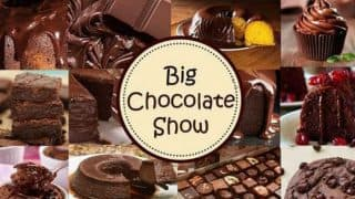 Discover a Whole New World of Chocolate at the Big Chocolate Show in Mumbai!