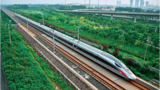 चीन ने शुरू की दुनिया की सबसे तेज बुलेट ट्रेन, रफ्तार 350 किमी प्रति घंटा