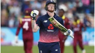 गिरफ्तारी के बाद बेन स्टोक्स वेस्टइंडीज के खिलाफ अगले वनडे मैच के लिए सस्पेंड