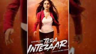Tera Intezaar First Poster Out: Sunny Leone-Arbaaz Khan Starrer Film Looks Too Intense To Be A Romantic Musical