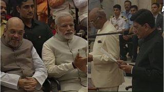 मोदी सरकार में नौ नए राज्यमंत्री शामिल, चार का प्रमोशन, देखिए लिस्ट