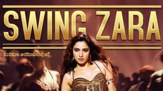 Tamannaah Bhatia Can Give Sunny Leone A Run For The Money In Jai Lava Kussa's Swing Zara-View Pic