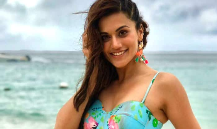 Taapsee Pannu Gets Trolled For Wearing A Bikini
